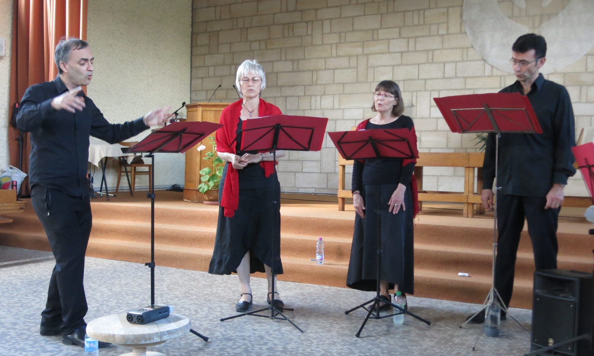 Ensemble vocal le Lys de Madrigaux